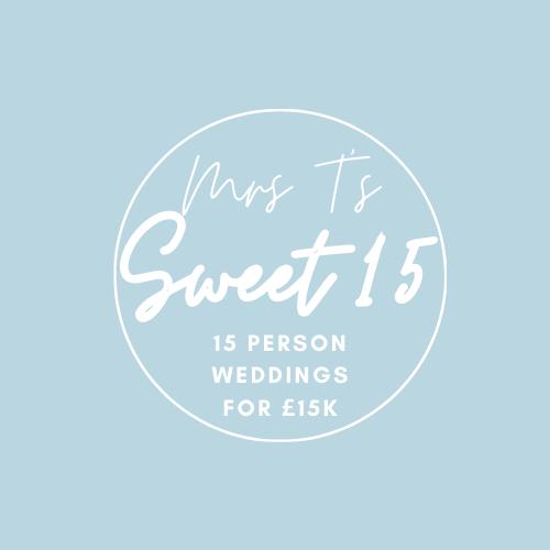 Mrs T's Sweet 15