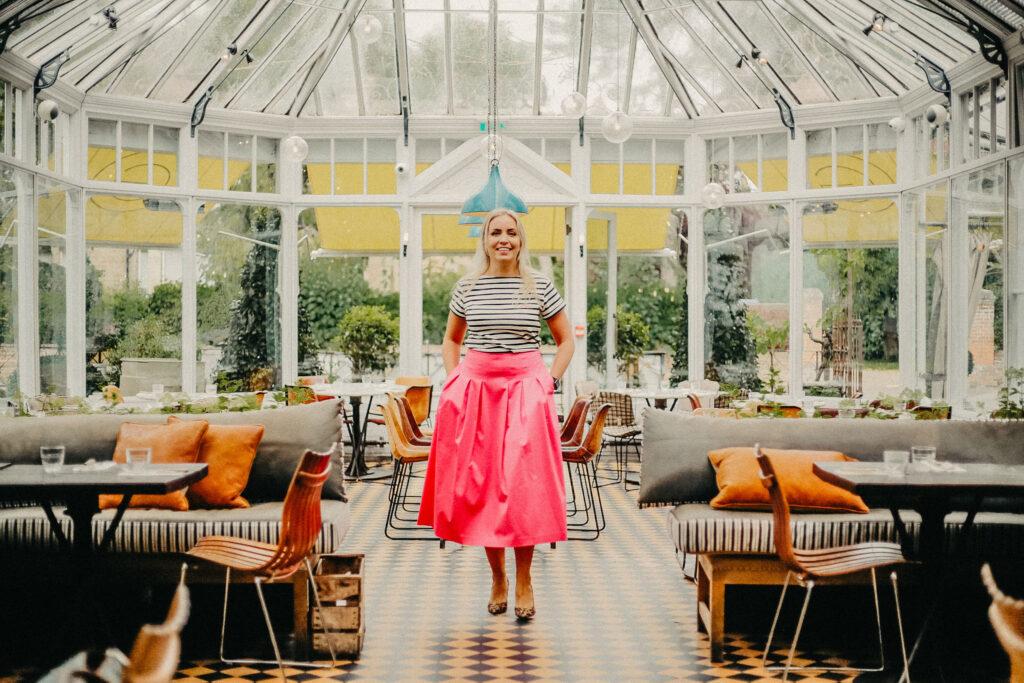 Constance Taylor - Mrs T Weddings