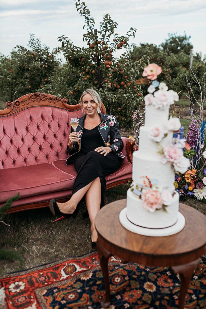 Mrs T Weddings at The Cherry Barn