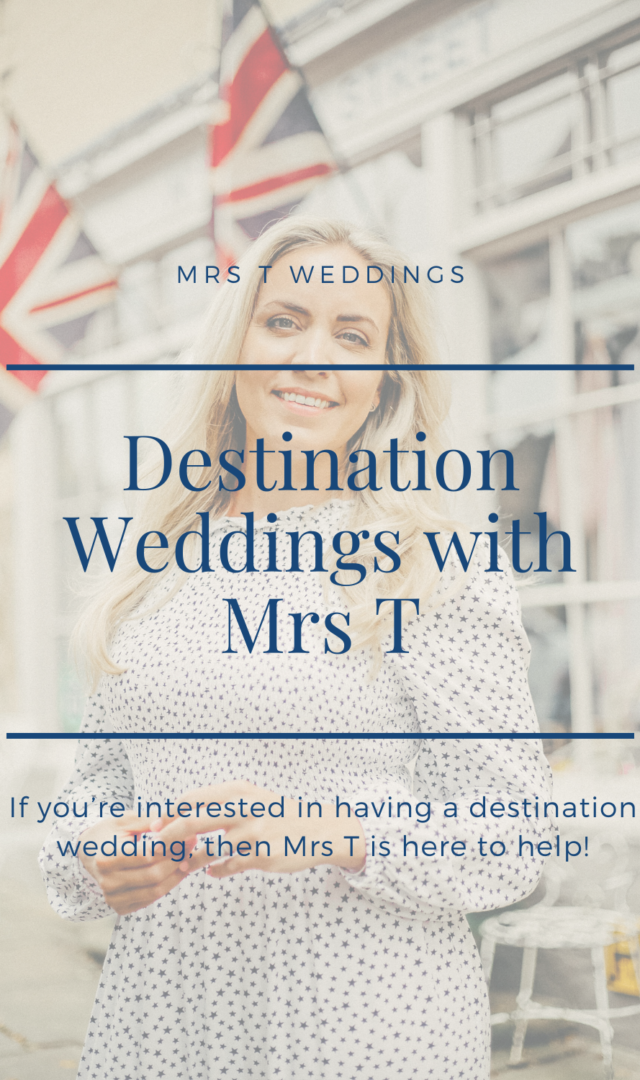 Mrs T Weddings