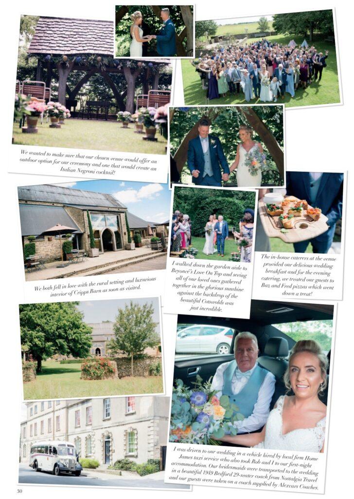 Constance & Rob's Wedding Day