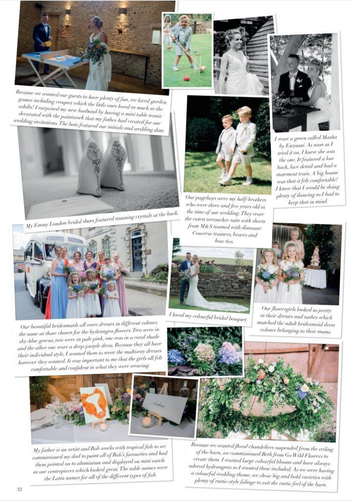 Your Glos & Wilts Wedding Magazine