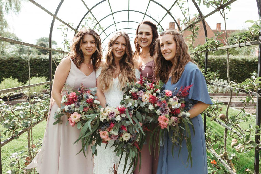 Mrs T Weddings - Summer wedding season in Essex
